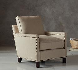 Tyler Upholstered Armchair