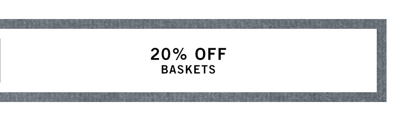 Baskets Sale