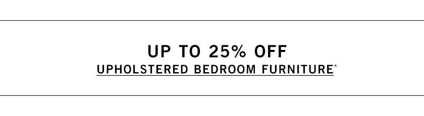 Upholstered Beds Sale