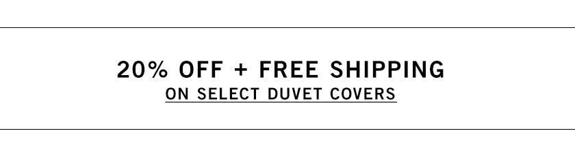 Select Duvet Covers Sale