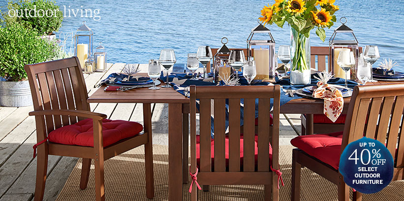 Outdoor - Outdoor & Patio Furniture Pottery Barn