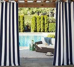 Outdoor Drape